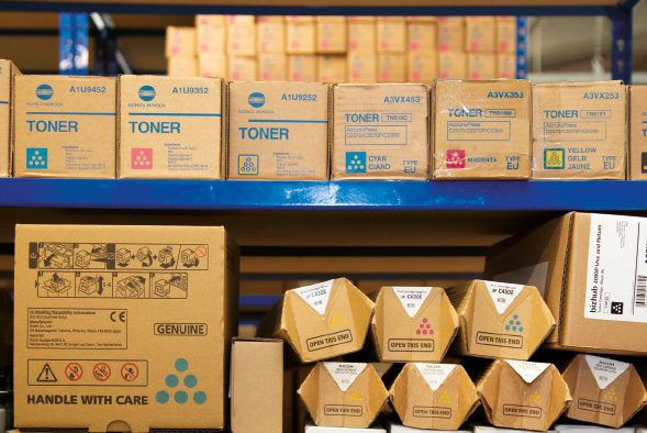 Trade Copiers is one of the leading suppliers of genuine consumable products such as toner cartridges, drum units, and fuser units.